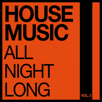 Various Artists - House Music All Night Long, Vol. 3