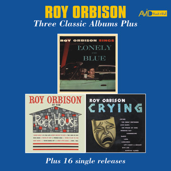 Three classic albums plus lonel roy orbison high for Classic house albums