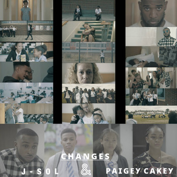 Paigey Cakey, J-Sol - Changes