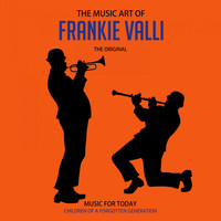 Frankie Valli & The Four Seasons - The Music Art of Frankie Valli
