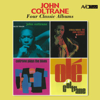 John Coltrane - Four Classic Albums (Blue Train / Africa Brass / Plays the Blues / Ole) [Remastered]