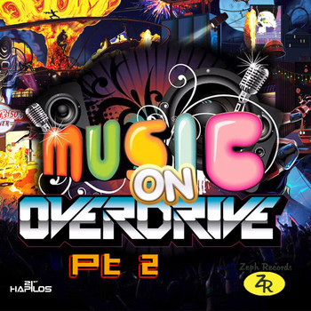 Various Artists - Music on Overdrive Pt. 2
