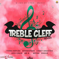Various Artists - Treble Cleff Riddim