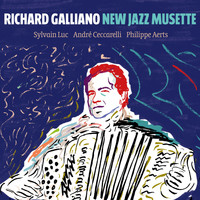 Richard Galliano, Sylvain Luc, André Ceccarelli and philippe Aerts - New Jazz Musette