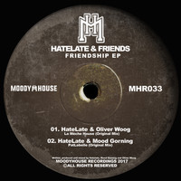 HateLate - FriendShip EP