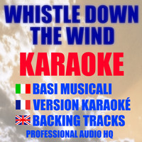 The Original Stage Cast - Whistle Down the Wind (Karaoke Version)