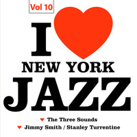 The Three Sounds - I Love New York Jazz, Vol. 10