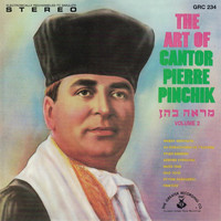 Pierre Pinchik - The Art of Cantor, Vol. 2