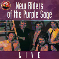 New Riders of The Purple Sage - Live at The Palomino, 1982