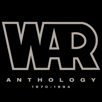 War - Anthology 1970-1974