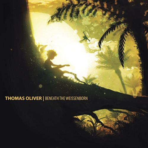 Thomas Oliver MP3 Album Beneath the Weissenborn (Instrumental)