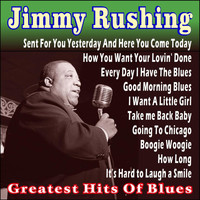 Jimmy Rushing - Greatest Hits of Blues