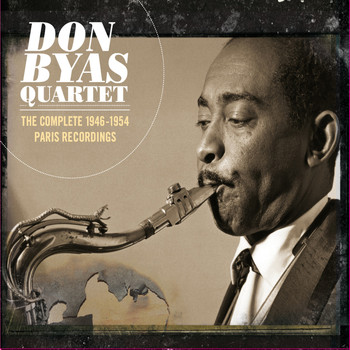 Don Byas - The Complete 1946-1954 Paris Recordings (Bonus Track Version)