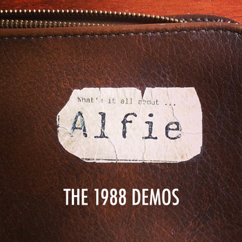 Alfie - The 1988 Demos