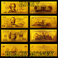 Ricky - Black Money (Explicit)