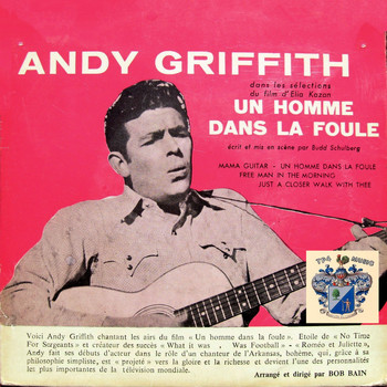 Andy Griffith - Mamma Guitar