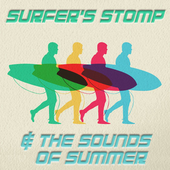 Various Artists - Surfer's Stomp & The Sounds of Summer