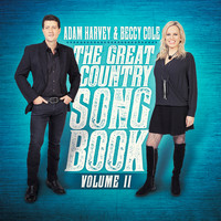 Adam Harvey & Beccy Cole - Anyone Who Isn't Me Tonight