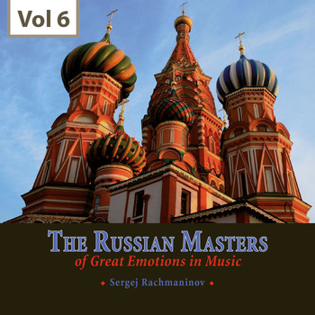 Various Artists - The Russian Masters in Music, Vol. 6