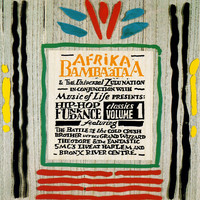 Afrika Bambaataa - Afrika Bambaataa Presents Hip Hop, Soul and Dance Classics, Vol. 1 (Live Throwdown, Side 1)