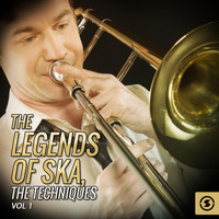 The Techniques - The Legends of SKA, The Techniques, Vol. 1