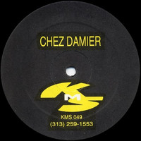 Chez Damier - Untitled E.P.