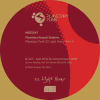Planetary Assault Systems - Planetary Funk 22 Light Years Series (Part 2)