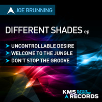 Joe Brunning - Different Shades EP