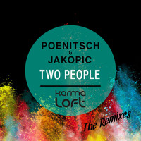 Poenitsch & Jakopic - Two People (The Remixes)