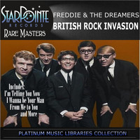 Freddie & The Dreamers - British Rock Invasion