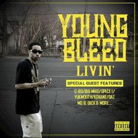 Young Bleed - LIVIN'