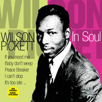 Wilson Pickett - In Soul