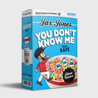 Jax Jones - You Don't Know Me (Piano Version [Explicit])