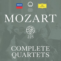 Various Artists [Artist] - Mozart 225 - Complete Quartets