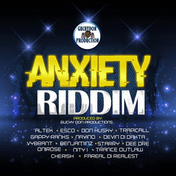 Various Artists - Anxiety Riddim