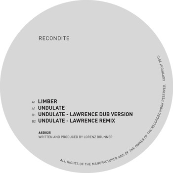 Recondite - Limber / Undulate