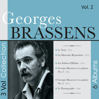 Georges Brassens - Georges Brassens - 3 Volumes Collection, Vol. 2