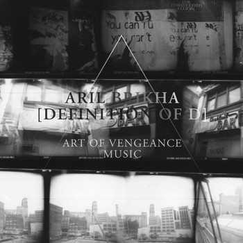 Aril Brikha - Definition of D EP