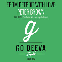 Peter Brown - From Detroit with Love