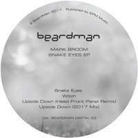 Mark Broom - Snake Eyes EP
