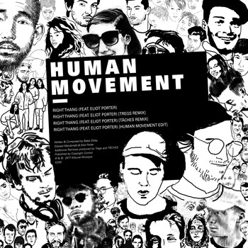 Human Movement - Right Thang (TÂCHES Remix)