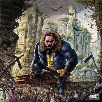Raekwon - The Wild (Explicit)