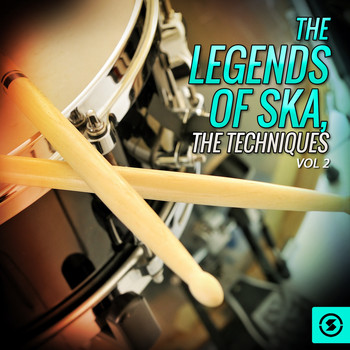 The Techniques - The Legends of SKA, The Techniques, Vol. 2