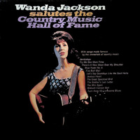 Wanda Jackson - Salutes the Country Music Hall of Fame