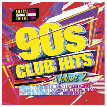 Various Artists - 90s Club Hits, Vol. 2