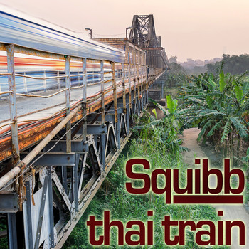 Squibb - Thai Train