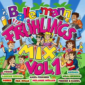 Various Artists - Ballermann Frühlings Mix, Vol.1 (Explicit)