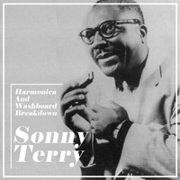 Sonny Terry and Brownie McGhee - Harmonica And Washboard Breakdown