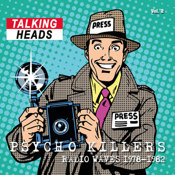 Talking Heads - Radio Waves 1978-1983: Psycho Killers, Vol. 2 (Live)