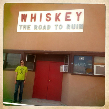 D.B. Rouse - Whiskey, The Road to Ruin